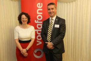 Anne Maclellan, Lochboisdale and  Angus MacNeil MP  (1)