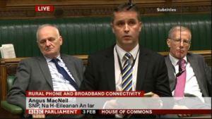 MP rural phone and broadband