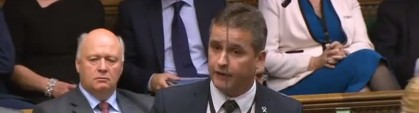 Mr MacNeil speaking in a House of Commons debate