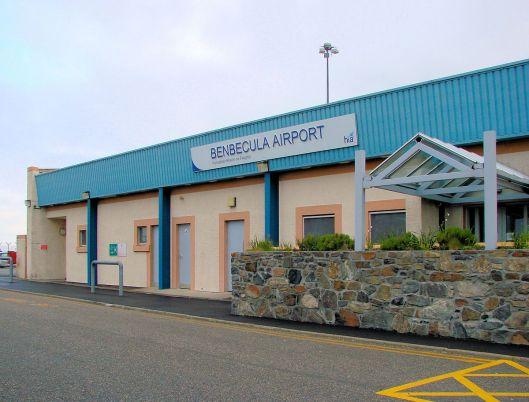 Benbecula airport