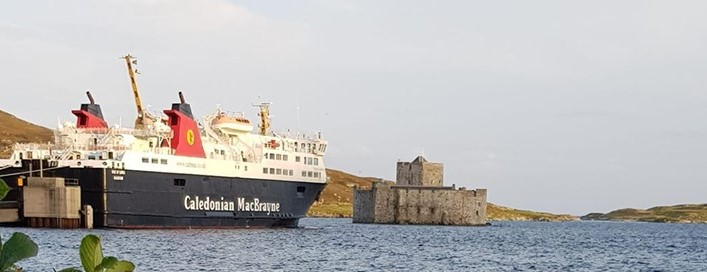 MP welcomes plan to improve ferry booking system | Angus B